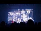 JEAN-MICHEL JARRE (LIVE) - Electronica World Tour 2016 (D