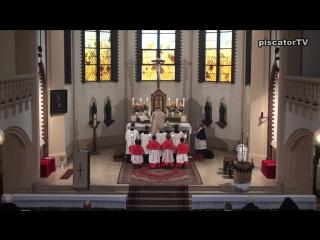 Традиционная латинская Месса Agnus Dei - Traditional Latin Mass