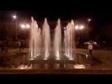 Цветной фонтан на Красной площади