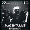 22.04.17 PLACENTA LIVE @ STPTSN+BBZ PRTY