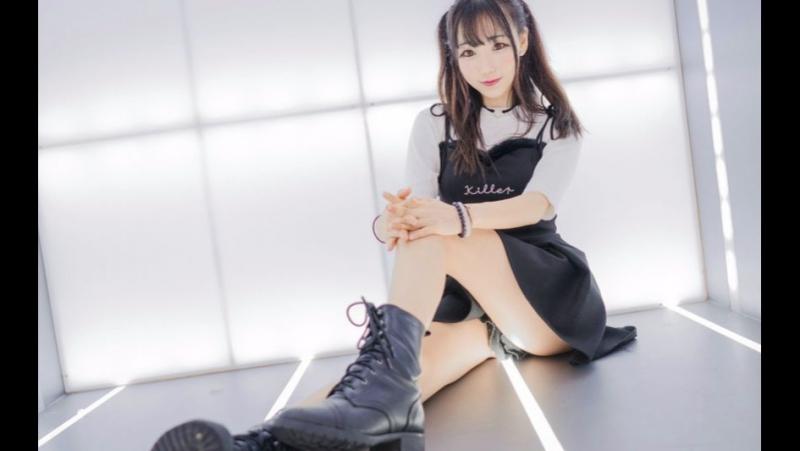 【黒kuromi】[963] - [妖精的尾巴OP15 ★ MASAYUME CHASING] -_宅舞_舞蹈_bili av7991689