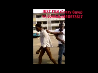 Next thief caught savage africa ghana embarrassing член хуй голый naked nude cock penis public