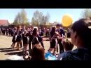 прощальный школьный вальс 2017. Последний звонок 25. 05. 17. п. Кукуштан. Пермский край.