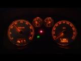 Peugeot 307 dashboard