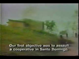Nicaragua los 80