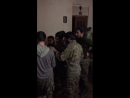 Курсанты VoMA поют патриотические песни
