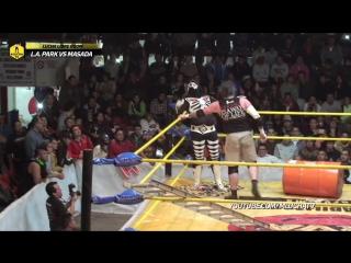 L.A. Park vs. Masada Extreme Match