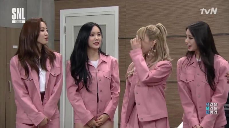 T-ARA Meet and Greet - 왜 5년 만에 1위를 한거야_ 의지의 차이야 @ tvN Saturday Night Live