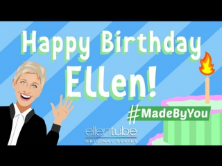 Happy Birthday, Ellen! RUS SUB