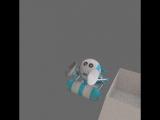 Babysitter Bot Unpcaking