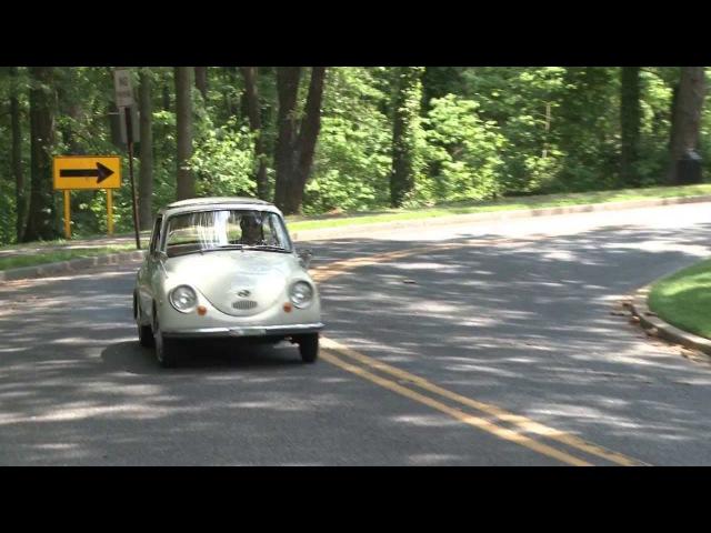 Subaru Vintage Garage- Subaru 360