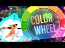 Tutorial - Color Wheel and Color Palettes