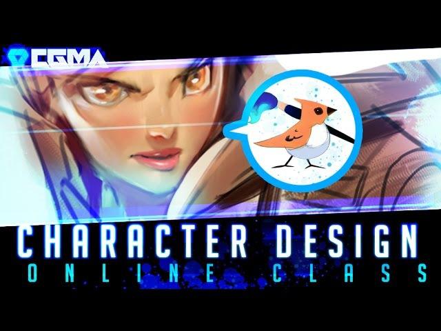 Character Design Class!
