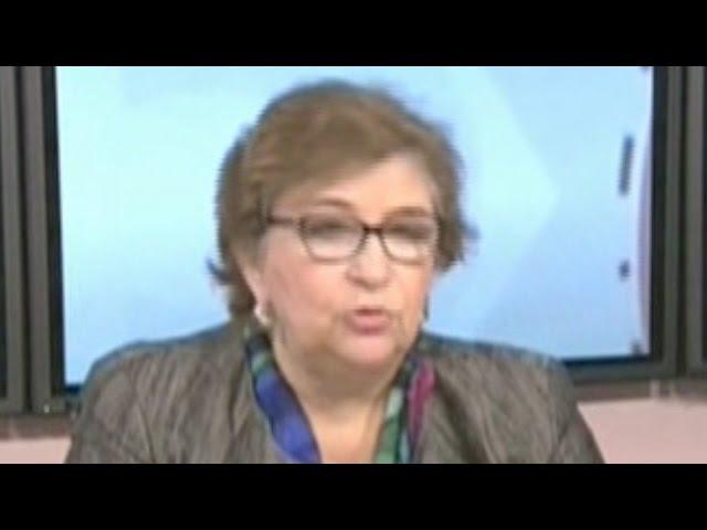 Евгения Альбац - Особое мнение 23 мая 2017 на Эхо Москвы