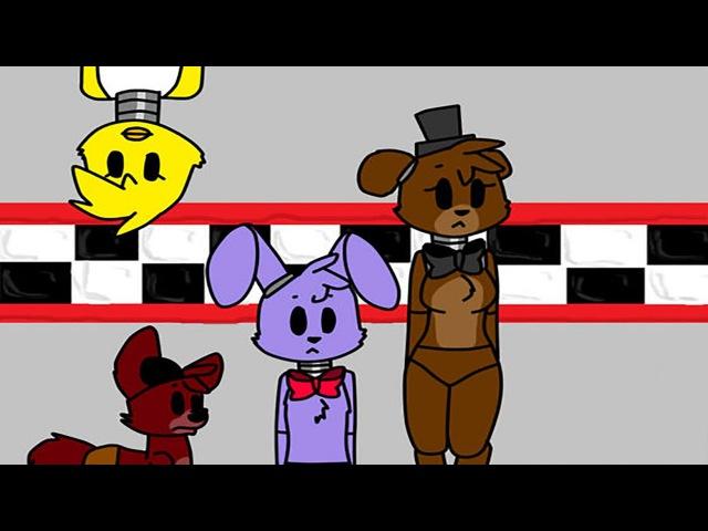 Five Nights at Freddy's: ПЛОХОЙ ДЕНЬ ч.2 (НЯШКИ МИ МИ) | ФНАФ Микро комикс № 148