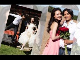 Shu Qi marries HK actor-director Stephen Fung- 舒淇 #馮德倫 婚攝花絮