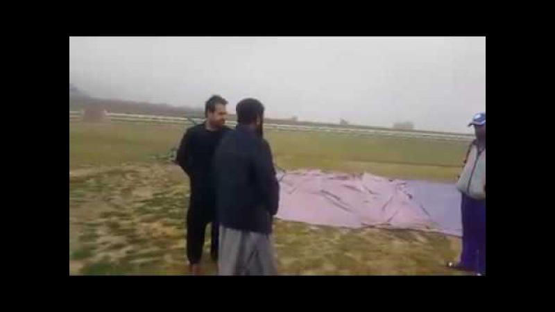 Kabul Adalt cricket tournament final is delayed due to rain