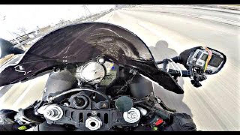Неадекватная и скоростная езда под 300км/ч на мотоциклах    Inadequate fast ride on motorcycle