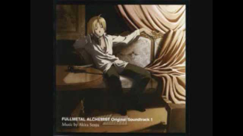 Fullmetal Alchemist Brotherhood OST - Trisha's Lullaby