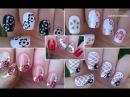 NAIL ART COMPILATION 3 Floral Nails LifeWorldWomen