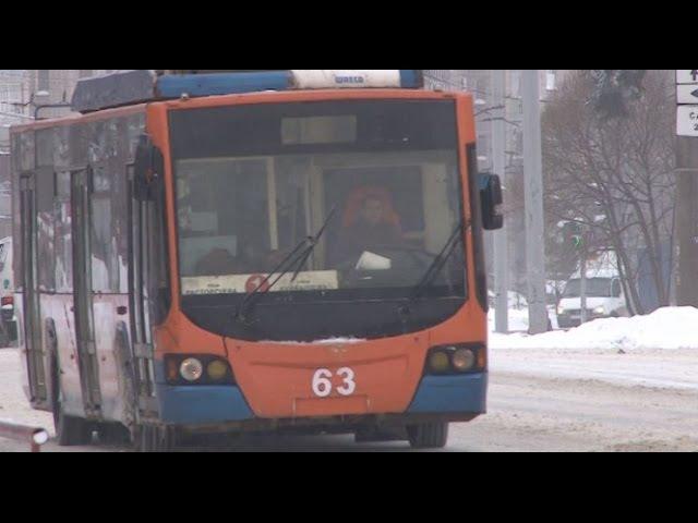 Рыбинский троллейбус: в 40 лет жизнь только начинается