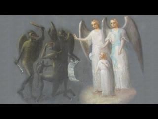 Мытарства преподобной Феодоры и житие преподобного Василия Нового