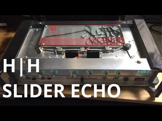 H|H Slider Echo Dub Demo -