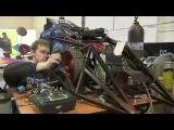 В Перми прошли захватывающие соревнования роботов отмолодых изобретателей изРоссии изарубежья. Новости. Первый канал