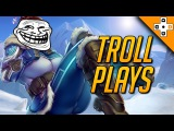 OVERWATCH TROLL PLAYS - Funny Taunts, Baits &amp Bad Manners