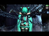 Hatsune Miku Black Rock Shooter PDA FT