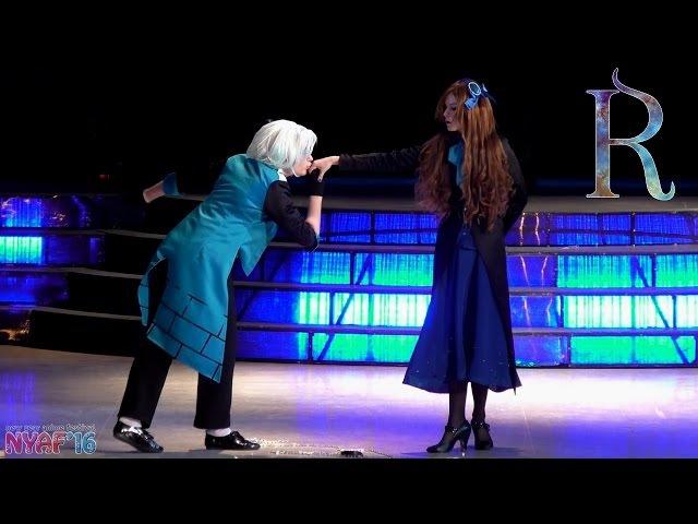 NYAF 2016 Duo Red Blak Уфа Gravity Falls Mabel Pines Will Cipher смотреть онлайн без регистрации