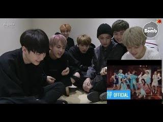 [FM] BTS reaction to TWICE
