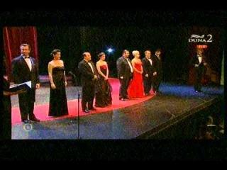 Armel Opera Competition 2011 winners Raquel Camarinha, Wassyl Slipak