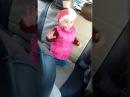 Прикол в один годик Стефани танцует как кукла Эльза Свинка Пеппа Дисней под стар...