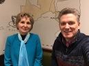 ИРИНА ВАЛЕНТИНО и Слава Бунеску в интервью на тему: Мой путь в Америку!