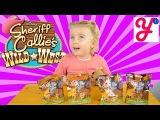 Пакетики Disney Junior Sheriff Callie Шериф Келли и ее Друзья