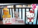 Новые Киндер Джой для Девочек Хелло Китти Kinder Joy for Gorls Hello Kitty