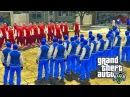 GTA 5 ONLINE - BLOODS VS CRIPS
