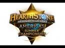 Hearthstone: Abar vs Tarei - HCT Americas Summer Championship - Quarterfinal