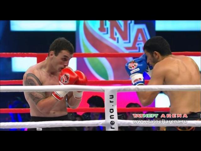 TATNEFT CUP | Yago Gedenidze VS Surik Magakyan | Бои по правилам TNA