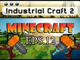 MInecraft [Industrial Craft 2](EPS.12) - Индукционная печь и реактивный ранец