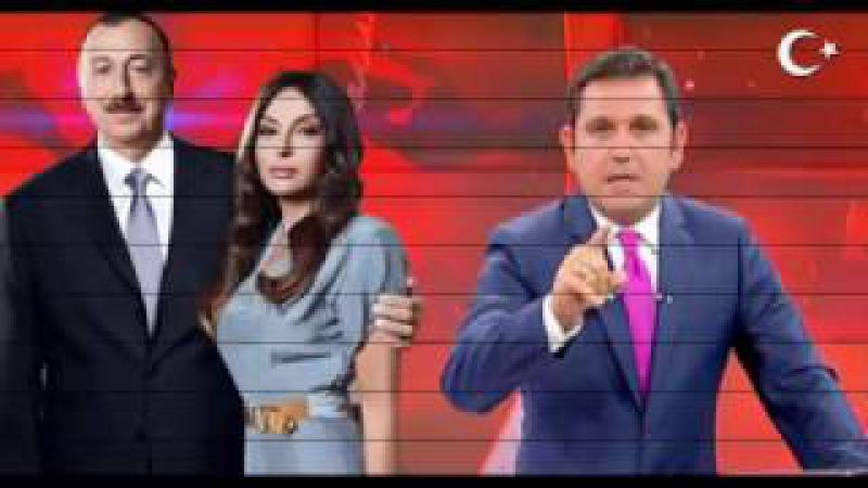 Fatih Portakal'ın başkanlık yorumu.. FOX'un yayını Azerbaycan'da kesildi.
