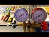 ЭРВ Danfoss AKV 10  Замена и проверка значения перегрева