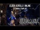 Stamina Templar Build PvE Jabsmania - Homestead