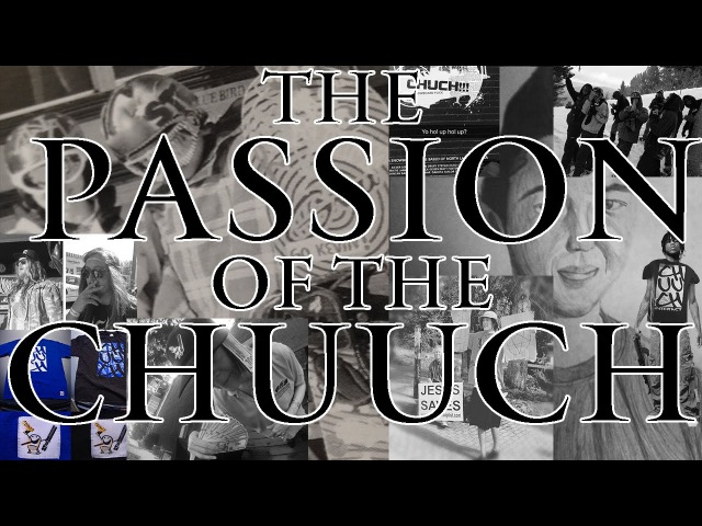 THE PASSION OF THE CHUUCH OFFICIAL MOVIE