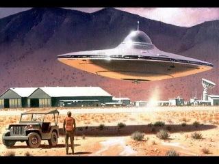 Видеосвидетельство о близком контакте с НЛО астронавта Гордона Купера 26 август ...