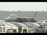 NAS Oceana Airshow 1998 - F-14 Tomcat Demo &amp Shockwave