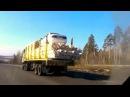 Лучшие Автоприколы на дорогах России, подборка дорожных приколов, автоюмор, сме ...