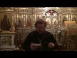 толкование Евангелие от Марка глава 2 - протоиерей Олег Стеняев