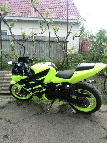 Продам Honda cbr600f4i 2005 год, состояние отличное,